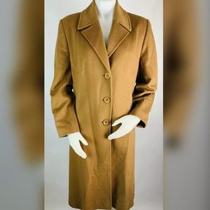 Sachi Nordstrom Cashmere Trench Over Coat